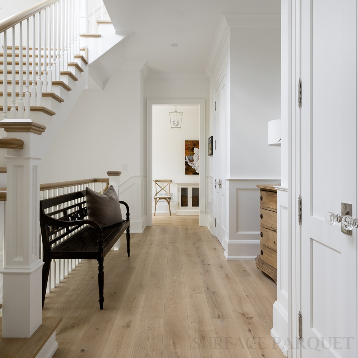 parquet massif ch ne brut 15x150 rustique. Black Bedroom Furniture Sets. Home Design Ideas