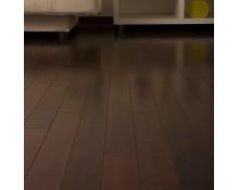 Parquet Wenge Massif Vernis 15x120 - Qualité Premium