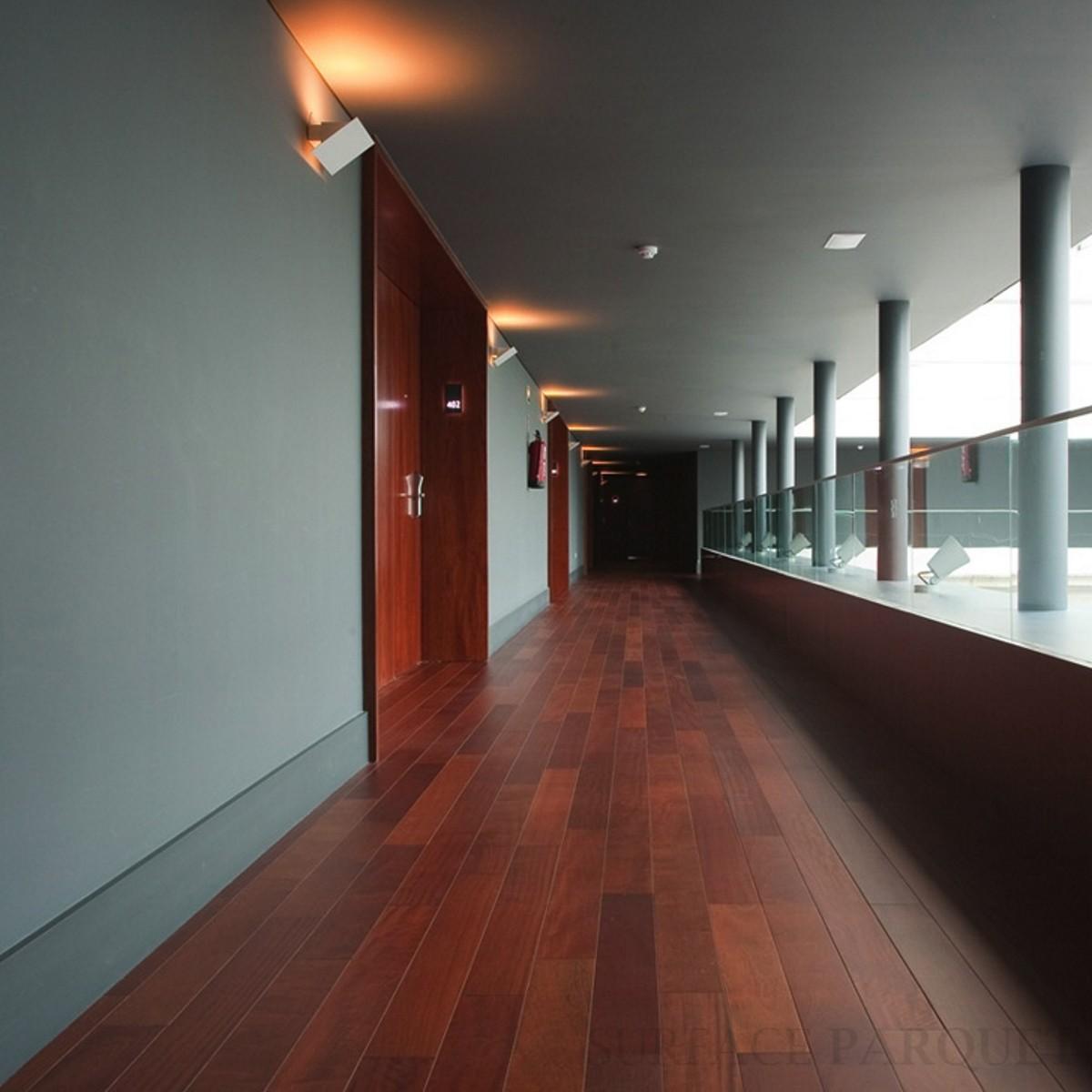 Parquet Massaranduba Massif Vernis 15x120 - Qualité Premium