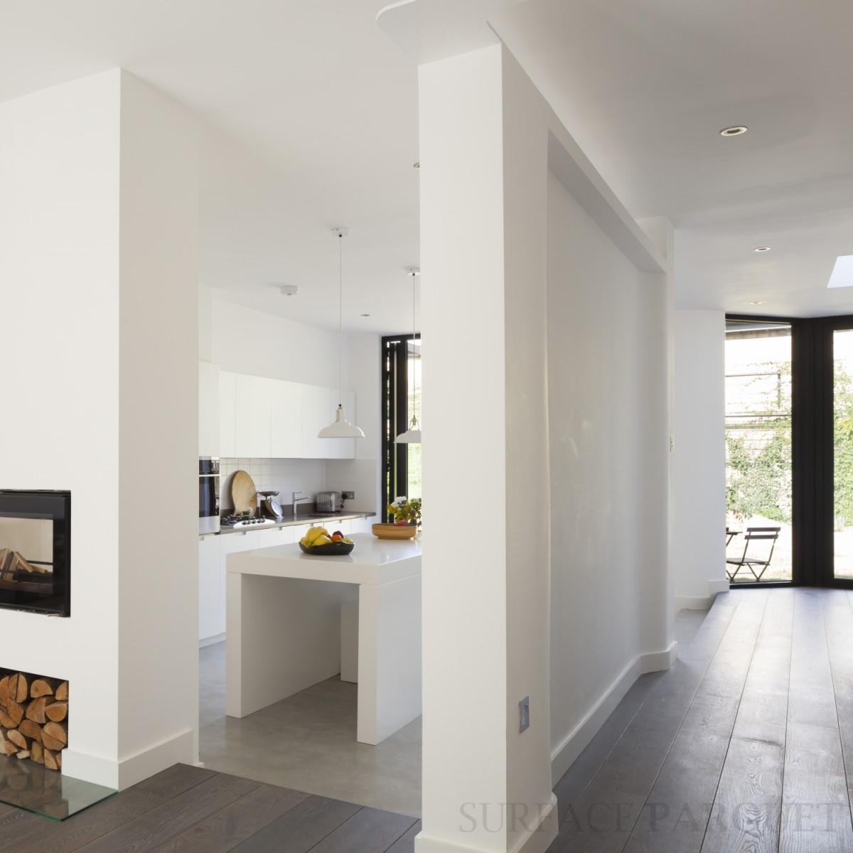 parquet sur mesure ch ne massif huil black pepper. Black Bedroom Furniture Sets. Home Design Ideas
