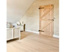 Parquet Chêne Massif Brut 20x120 - Qualité Rustique