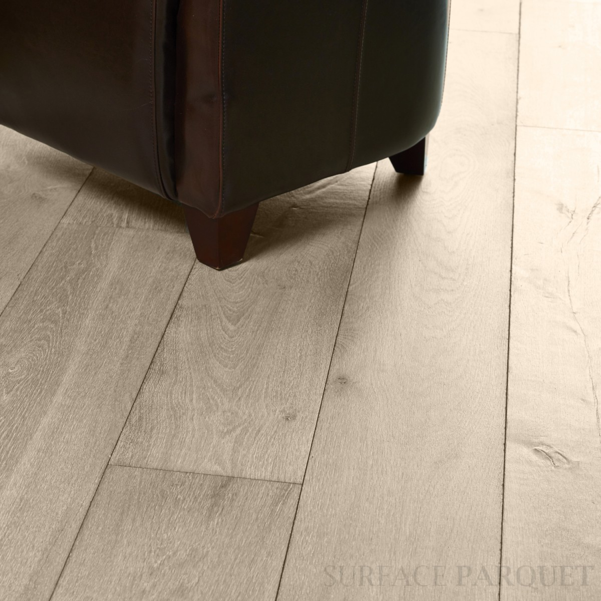 Parquet Chêne Contrecollé Huilé Wood Effect Arya 15x220 - Qualité Rustique