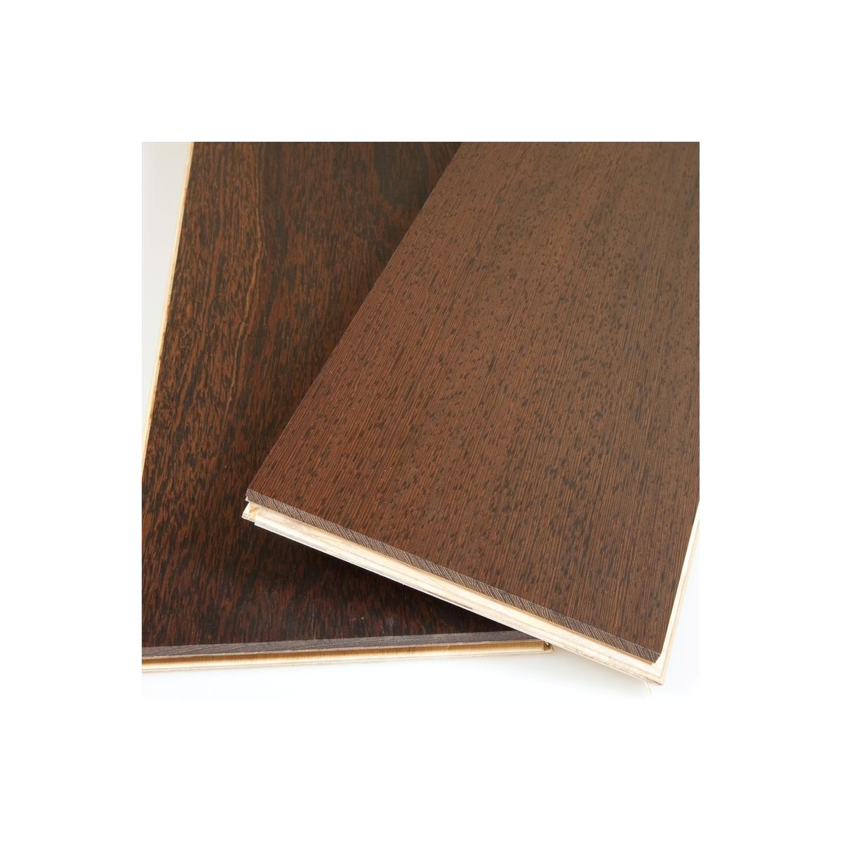 Vente parquet wenge contrecoll vernis 16x140 qualit premium - Collection exclusive bois ...